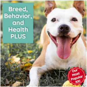 What's your Mutt DNA Breed Behavior and Health PLUS1